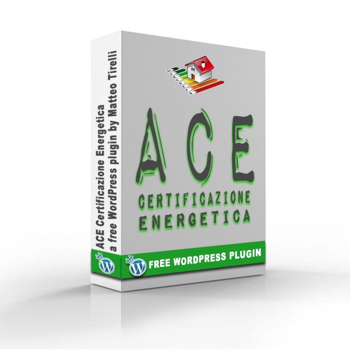 ACE-Certificazione Energetica wordpress plugin